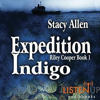 Expedition Indigo audiobook cover art