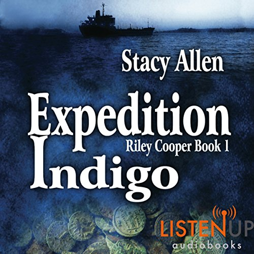 Expedition Indigo audiobook cover art