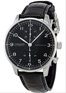 Delicate watches new Chronograph Men Watch Pilot Sapphire Silver Black Blue Leather Sport Special White Sport Watch,Colou...