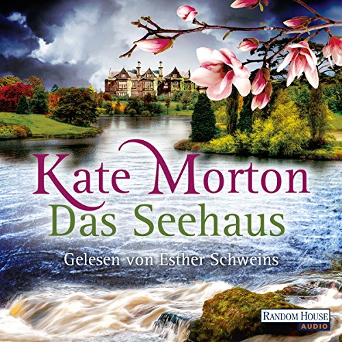 Das Seehaus                   By:                                                                                                                                 Kate Morton                               Narrated by:                                                                                                                                 Esther Schweins                      Length: 7 hrs and 43 mins     Not rated yet     Overall 0.0