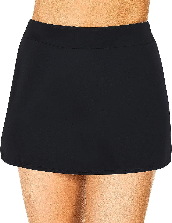 Septangle Women's High shop Waisted Bikini Skirt Ranking TOP15 Control Bottom Tummy