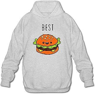 MPIQW Boy Hamburg is The Best Friend Hoodie Athletic Pullover Sweatshirt
