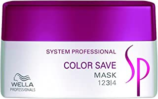 Wella SP Color Save Mask for Color Protection Against Color Fading, 200mL