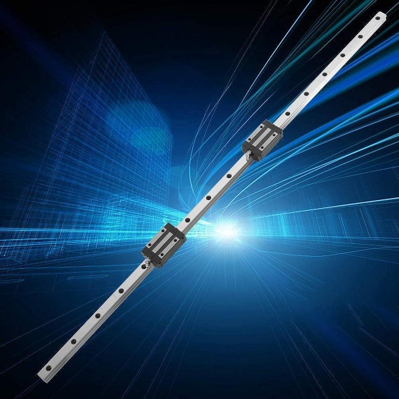 お父さん漏斗ツインSYF-SYF リニアガイドレール、1PCS HGR20-1000mmリニアレールガイドレールモーション20ミリメートル幅&2個のブロックをスライドさせ、キャリッジ リニアガイドレール