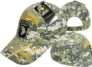 U.S. Army 101st Airborne Screaming Eagles Digi Camo Cap