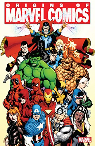 Origins Of Marvel Comics (English Edition) eBook: Van Lente, Fred ...