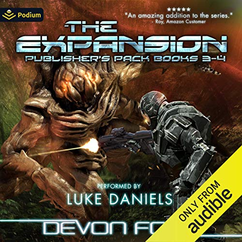 The Expansion: Publisher's Pack 2 cover art