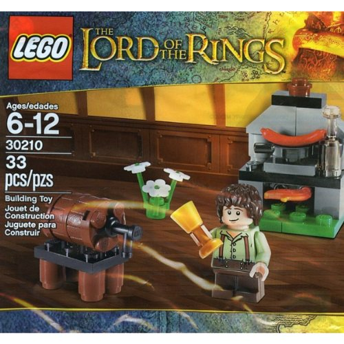 LEGO Lord of The Rings Frodos Cooking Corner (30210) by