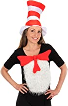 elope The Cat in the Hat Unisize Instant Tux Accessory Kit