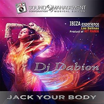 Jack Your Body (Ibiza Experience, Mixed Crossdance Beats Las Salinas, Product of Hit Mania)