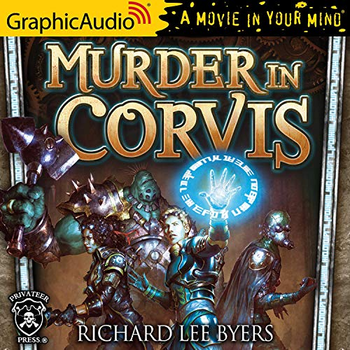 Murder in Corvis Titelbild