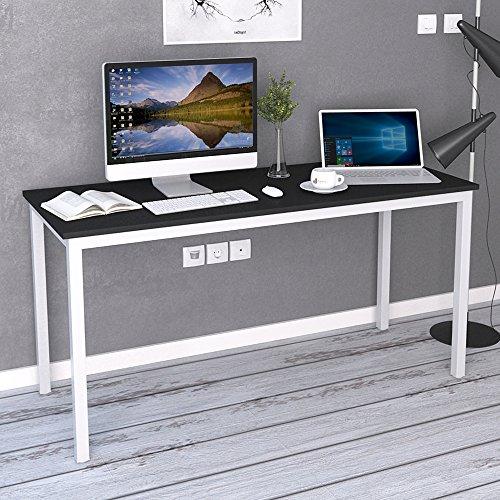 Need 160x60cm Escritorios Mesa de Ordenador Escritorio de Oficina Mesa de Estudio Puesto de Trabajo Mesa de Despacho, AC3CW-160-3