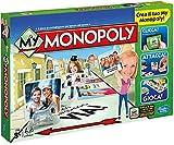 Hasbro - My Monopoly Gioco da Tavolo [Versione Italiana]