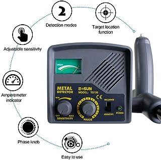 Detector de Metales Explorador subterráneo de Buscador de Tesoros Cazador de Adecuado para la Aventura,