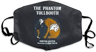 The Phantom Tollbooth Nortou Juster Illustrations by Jules Feiffer Masks, Unisex Polyester Masks, Dust Masks, Cute Cartoon Masks