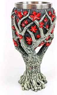 Game of Thrones Goblet Weirwood Tree Nemesis Calici Tazze