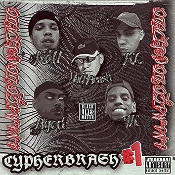 Cypherbrash #1: Inimigo do Estado
