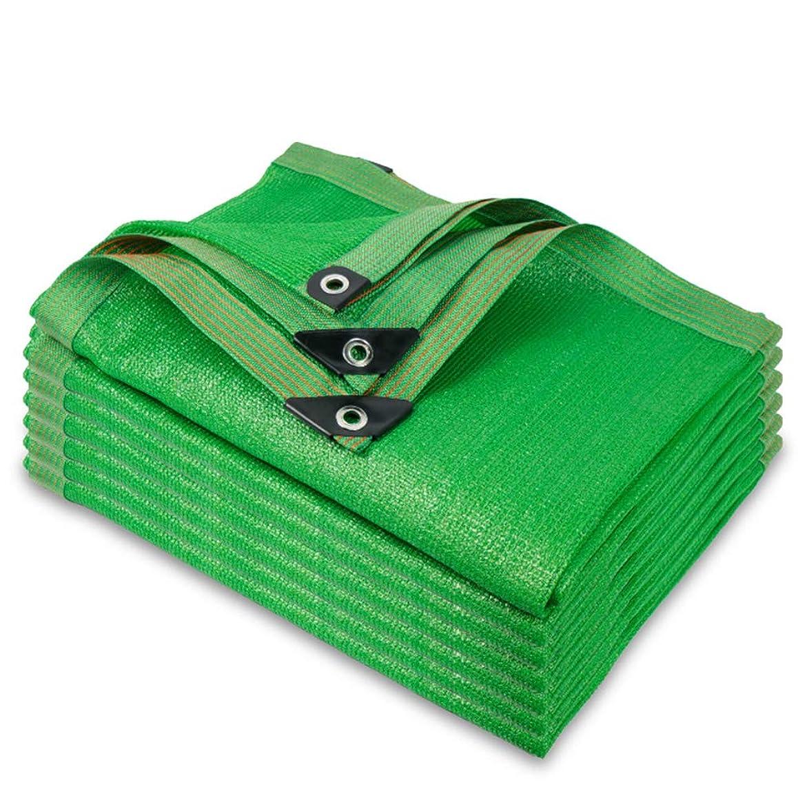 写真の海哲学博士緑の遮光ネット、85%通気性断熱ネット、テラス、庭園、温室、犬小屋用の頑丈な日よけ布