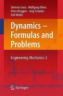 Dynamics - Formulas and Problems: Engineering Mechanics 3