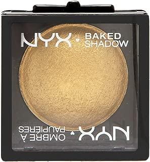 NYX Cosmetics Baked Eye Shadow - Ghetto Gold, 3g
