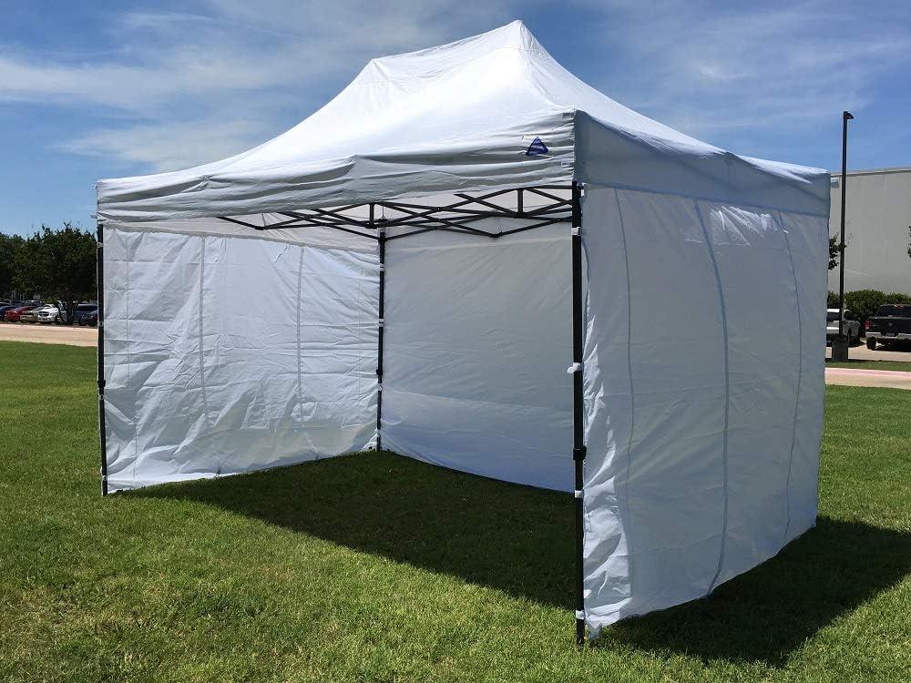 Pop Up Canopy Tent EZ Commercial Bag+ Bargain sale w Max 48% OFF Instant 4 Shelter Wheel
