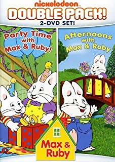 Max & Ruby Double Pack: (Afternoons With / Party Time)
