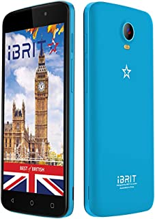 Ibrit Alpha ,8 GB ,3G ,Blue