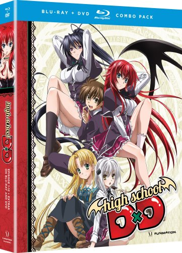 High School DxD - The Series [Blu-ray]