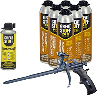 Best great stuff pro wall and floor adhesive Reviews