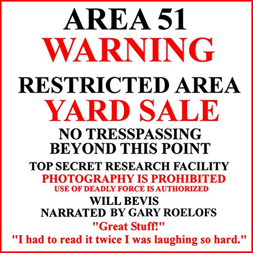Area 51 Yard Sale cover art