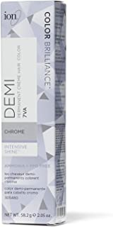 Ion Chrome Demi Permanent Creme Hair Color Chrome