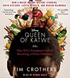 The Queen Of Katwe: A Story Of Life, Chess, And One Extraordinary Girl-Crothers, Tim Miles, Robin