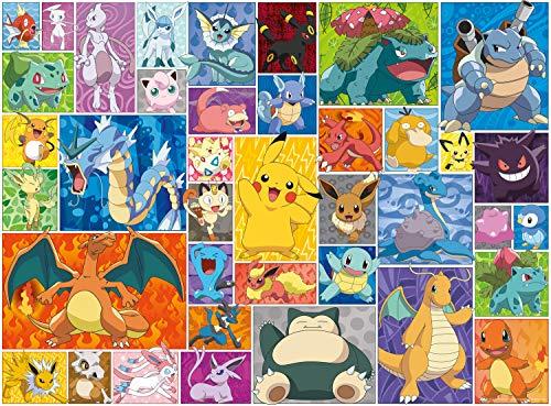 Buffalo Games - Pokemon - Pokemon Frames - 1000 Piece Jigsaw Puzzle