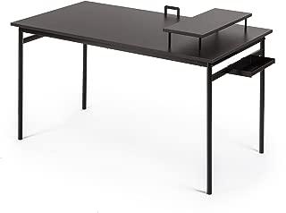 Zinus Tresa Computer Desk / Workstation in Espresso, Large
