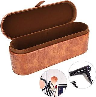 Dyson Supersonic HD01 - Maletín de almacenamiento para secador de pelo Dyson Supersonic HD01, funda protectora portátil antiarañazos, funda resistente al polvo, piel sintética