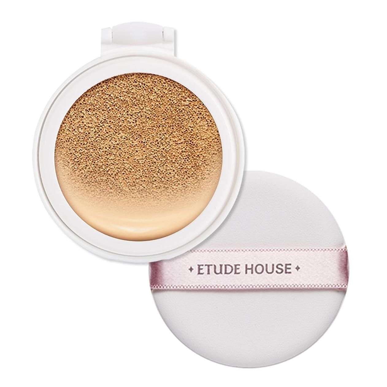 密接に起きて蒸留するエチュードハウス(ETUDE HOUSE) エニークッション オールデイパーフェクト レフィル ベージュ