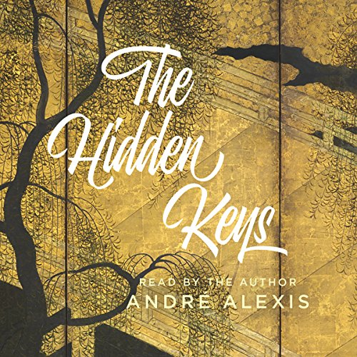 The Hidden Keys audiobook cover art