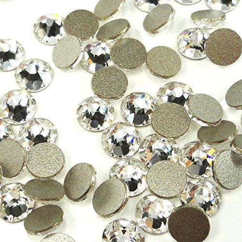 1440 pcs (Factory Pack) Crystal (001) clear Swarovski NEW 2088 Xirius 20ss...