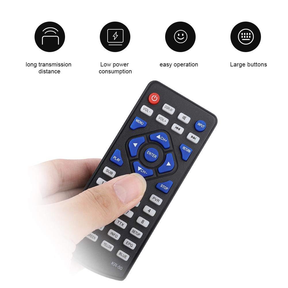 Mando a Distancia de TV,Control Remoto Digital Multifuncional Smart TV para Samsung BN59-01185F BN59-01185D y para LG LEADSTAR KR-50: Amazon.es: Electrónica