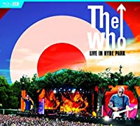 Live In Hyde Park [2 CD/Blu-Ray Combo] by The Who