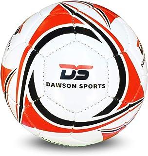 DAWSON SPORTS Unisex Adult 80014 International Football - Size 4 (80014) - Red, 4