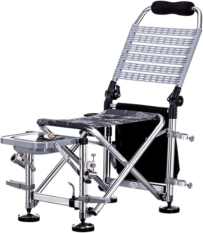 G-YL Angeln Stuhl Folding Tragbare Camping Im Freien Europische Verdickung Liegender Beilufiger Ultraleichter Mehrzweckfischereiausrüstung Angelzubehr - 1276