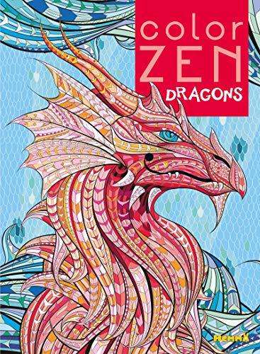 Color Zen - Dragons