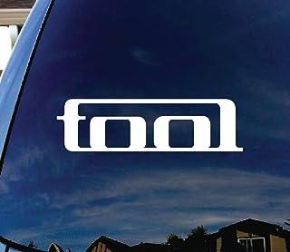 SUPERSTICKI® Tool Band Car Window Vinyl Aufkleber Decal Hintergrund/Maße in inch Sticker 5.5 Wide…   CCI216