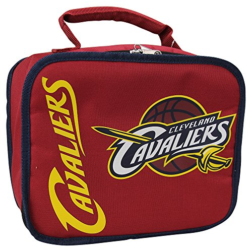 """Price comparison product image NBA Cleveland Cavaliers """"Sacked"""" Lunch Kit,  10.5"""" x 8.5"""" x 4"""""""
