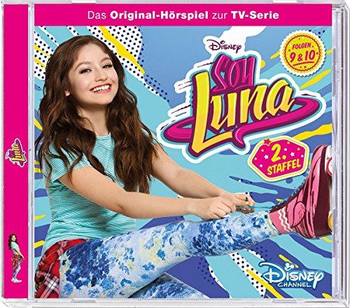 Disney - Soy Luna: Staffel 2/9 + 10/CD