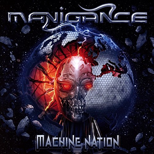 Manigance: Machine Nation (Audio CD)