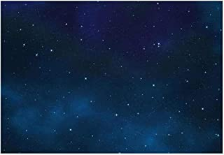 wall26 - Large Wall Mural - Beautiful Scenery of The Starry Night | Self-Adhesive Vinyl Wallpaper/Removable Modern Decorating Wall Art - 100