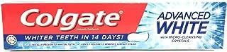 [ARTASY WORKSHOP®][並行輸入品] Colgate コルゲート 歯磨き粉 美白 ADVANCED WHITE 美白歯磨剤 虫歯予防 歯周病ケア 口臭改善 ホワイトニング (ADVANCED WHITE)