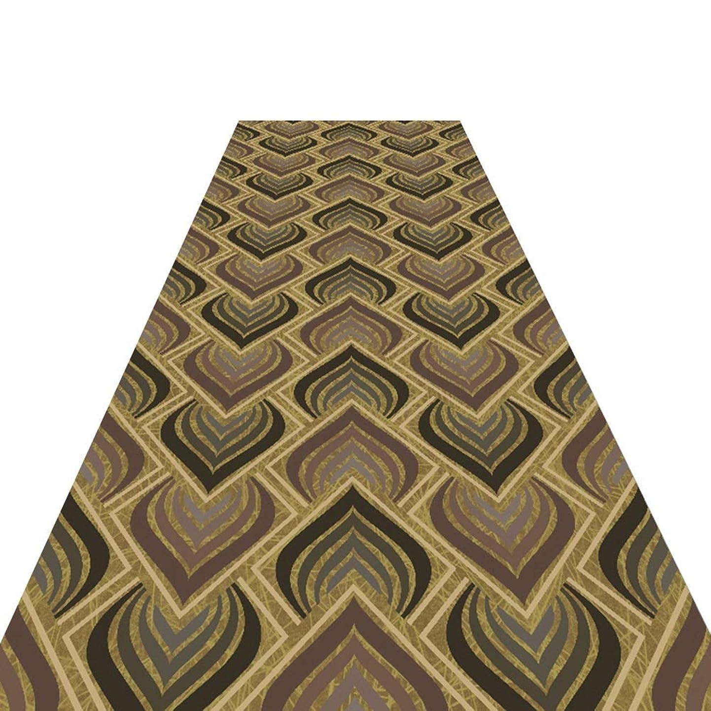 HAIPENG Long Hallway Runner Rug Corridor Aisle Entryway Rug Non Slip Area Rugs Washable Cuttable Customized Dark Khaki, 6mm (Color : A, Size : 1.4x1m) gilobobkwfr7
